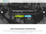 eTech consulting, la reference en developpement informatique offshore, web, e-commerce