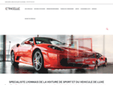 Vente voitures sport ou prestige d'occasion et location voitures sans permis à Lyon