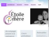 Accompagnante à la naissance, Cours prénataux, Préparation - Étoile de Mère