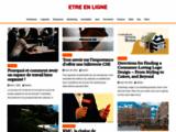 Etreenligne : Création simplifiée de sites Internet professionnels