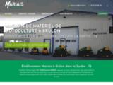 Motoculture et Jardinage à Brûlon dans la Sarthe (72)