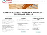 FERRER & ANDRE | Bureau d'étude fluides et thermique