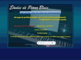 partitions de piano blues, partitions de boogie woogie, blues piano sheet music,