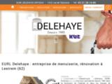Entreprise de menuiserie Béthune - Menuiserie bois, PVC, alu