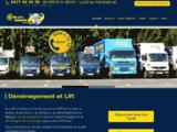 Euro Lift Express: Le monte-meubles à votre service...