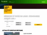 Europcar Bretagne : vos locations de voitures et utilitaires