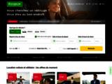 Europcar France : Location de voitures et utilitaires, réservez votre véhicule en ligne et bénéficiez des bons plans Europcar