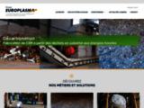Production d'énergie renouvelable Europlasma