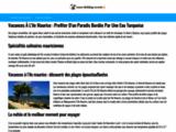 Le guide pour visiter l'île Maurice