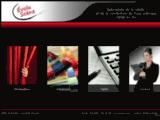 ÉvoluScène - textiles et matériels scénographiques, confection de rideaux pour la scène