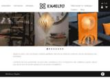 Exaelto : créateur de luminaires et mobiliers design sur-mesure