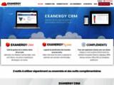 Exanergy: vente de logiciel de gestion commerciale
