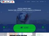 Excellence VAE | Expert formation à distance |Centre & école VAE