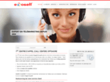 Centre d'appel, call center t?l?marketing outsourcing : centre appel Exosell