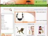 Boutique ExosiJoli, objets d'art et déco intérieur et extérieur