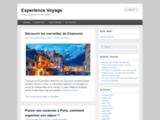 Le blog de voyage et de détente
