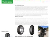 Vente de pneus neufs et d'occasions pas cher - Expert Pneu Auto