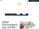 Hôtel Expotel *** - Votre hôtellerie de l'Est Lyonnais.
