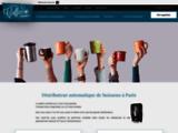 Distributeur automatique boissons fraiches