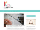 K-bis,Kbis, extrait K-bis en ligne