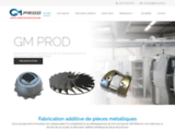 Frittage laser metal, fabrication additive, frittage chrome cobalt | GM PROD