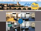 Gîte urbain d'étape Fabul'House Albi à partir de 25¤/chambre