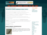 Faistacom : promotion et diffusion de communiqués de presse gratuits, e-reputation, buzz et communication web