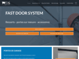 Fast Door System: votre fournisseur de portes de garage