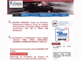 Formation anglais Professionnel CPF DIF Entreprise Paris Lyon Aix Marseille Bordeaux