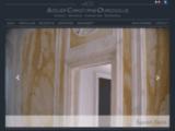 faux bois, faux marbre, van der kelen, panoramique, restauration, trompe l
