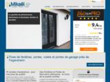 Mikaël Air - Installation de portes et fenêtres à Fegersheim
