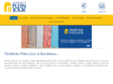 Fenetres Plein Jour Bordeaux ; r?novation, installation, portes, baies vitrées, portail, portes de garage, stores bannes Le Haillan