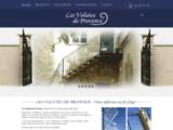 Portail en fer forgé Aix-en-Provence