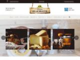 Ferme de la Valette - Vente de produits Bio, fermiers et régionaux des Hautes-Alpes