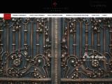 Ferronnerie d'art à Brignoles - fabrication de pergola et marquise - Ferronnerie d'Art la Reinette