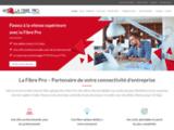Fibre Pro - Forfaits Internet Fibre pour les Entreprises et Professionnels