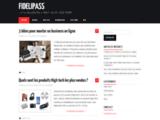 Agence web FIDELIPASS : L'agence web-fidèle à ses clients !
