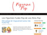 Figurines Funko Pop - Tous vos figurines Pop favorites
