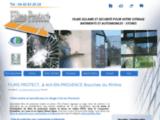 Films solaires Aix-en-Provence 13 | FILMS PROTECT : sécurité vitrages automobiles et bâtiments | Bouches-du-Rhône