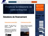 Solutions de financement du poste clients des entreprises
