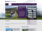 First Immobilier Sàrl - Promotions immobilières