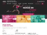 Fitness et Spa à Joué-lès-Tours (37)