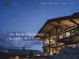 Immobilier de luxe Haute-Savoie