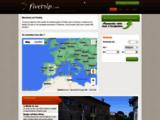 Fivetrip : Réservation en ligne de gîtes et chambres d'hôtes en Belgique