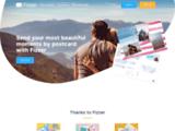 Fizzer | Vos photos en cartes postales personnalisées