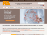 FLA Consultants - Courtier en information