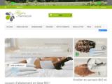 Oreiller et coussin écologiques en sarrasin ou liège - Accueil