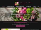 Fleuriste vendant des bouquets de mariage, 92