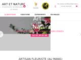 Art et Nature, fleuriste Le Mans (72)