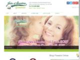 Fleuriste Montréal Jules d'Alcantara Gardenia - Livraison de Fleurs